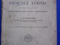 Desenul tehnic, Curs practic - I. D. Bubulac 1941 / R3F