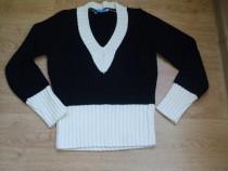 Bluza / Pulover bicolor NOU