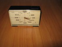 "Ceas vintage de masa Slva USSR anii ""70 functional"