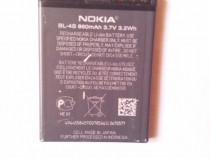 Baterie BL4S telefon Nokia 2680 3600 3710 7100 7610 x3-02
