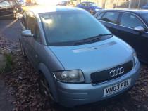 Audi A2 1.4tdi dezmembrat