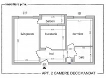 Apartament 2 camere Militari pacii vistiernic stavrinos