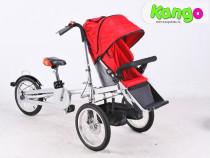 Kangobike - bicicleta-carucior 2in1 - absolut superba