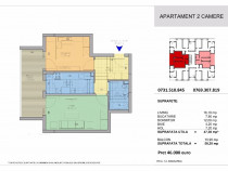 Apartament 2 camere Metalurgiei Grand Arena