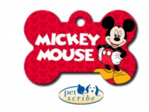 Medalion Os Mare Disney Mickey Mouse Pet Scribe