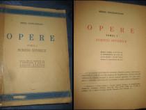 M. Kogalniceanu-Opere, volumul 1, editie interbelica