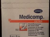 Comprese absorbante Medicomp 5x5