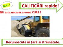 Atestat rapid vola buldoexcavatorist mecanic utilaje grele