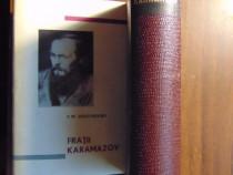 Fratii Karamazov - F. M. Dostoievski (1965) Editie de lux