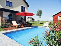 Vila Lux cu piscina bacau periferie