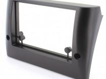 Rama adaptoare Fiat Stilo,negru, 2 DIN - 000298