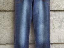 Blugi pantaloni Flamingo fete, măr30 Extensib. L=96cm. Noi!