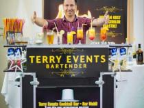 Barman Evenimente /Cocktail Bar /Bar Mobil