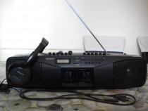 RC Sony CFS-W504L + casti Sony MDR-CD60