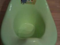 Oliţă verde cu winnie the pooh, nouă