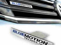 Emblema BlueMotion grila fata