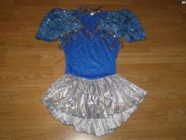 Costum carnaval serbare rochie dans balet pentru adulti S