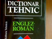 Dictionar tehnic englez roman