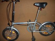 Bicicleta pliabila alesa-fit