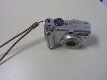 Camera foto CANON A550 - 7.1 megapixeli card zoom optic 4x