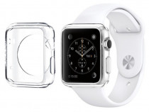 Carcasa Apple Watch - Husa Spigen Liquid Crystal 38mm 42mm