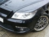 Pleoape faruri Skoda Octavia 2 Facelift GRP ver1