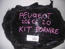 Kit pornire motor 2.0 Peugeot