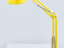 Lampa de birou tip arhitect -metalica -de calitate - NOUA