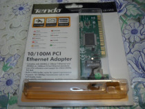 TENDA, L8139D, Germania, placa de retea 10-100Mbps, PCI, nou