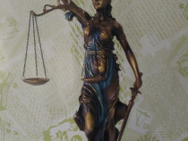 Statueta Zeita Justitiei Mare