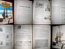 Almanah Filatelic 1986 stare buna. Marimi 24_17 cm, 216 pag