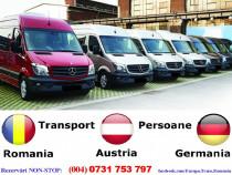 Zilnic transport Deva Hunedoara Austria Germania persoane