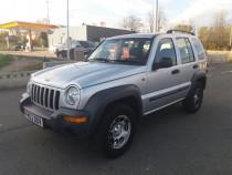 Jeep cherokee sport 4x4 an 2004 motor 24 benzina.rec.adus...