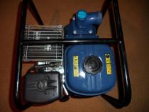 Motopompa de apa, 2 tzoli