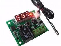 Termostat electronic digital universal 12V releu 20A sonda