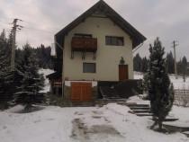 Casa in Vatra Dornei cu 20 ari teren langa partia de ski