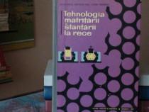 Tehnologia matritarii si stantarii la rece