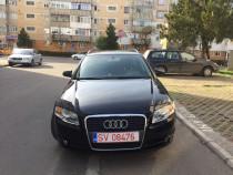 Audi a4 diesel 136 cp s line pac RAR efectuat