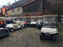 Mașini electrice pentru golf