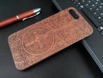 Carcasa din lemn pentru iphone 7 plus