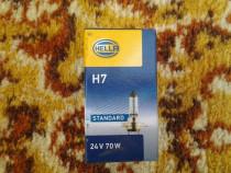 Hella - Bec Halogen H7  24V 55W (1 bucata)
