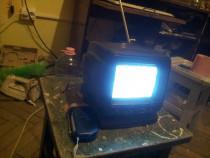Tv. portabil alb - negru system secam