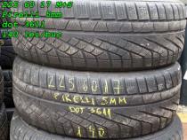 2 anvelope Pirelli 225 60 17 M+S - dot 3611