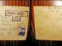 Set 3 Scrisori soldat vechi cca 1929-1930.