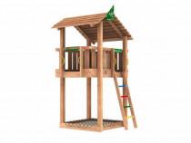 Loc de joaca Copii Jungle Gym Shelter, -20% Reducere