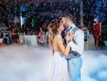 Decoratiuni nunta /Fum greu, artificii,balonase,fulgi zapada