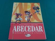 Abecedar* manual pentru clasa i/ cleopatra mihăilescu