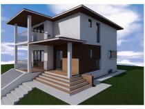 Casa constructie noua,186mp utili,641mp teren!Zona Iris