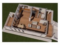 Casa constructie noua,186mp utili,641mp teren! Zona Iris
