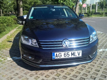 VW Passat DSG, Distronic, Webastoo